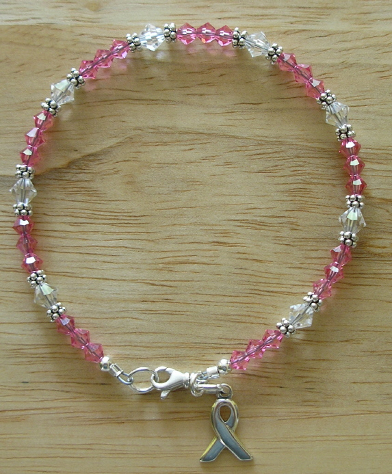 Breast Cancer Awareness Jewelry Women For Hope