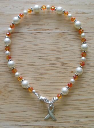 Leukemia Awareness Jewelry Women For Hope